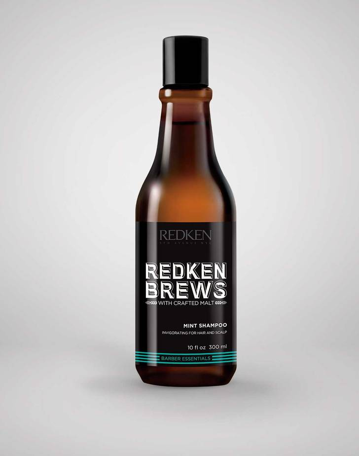 Redken Brews Mint Shampoo By Redken
