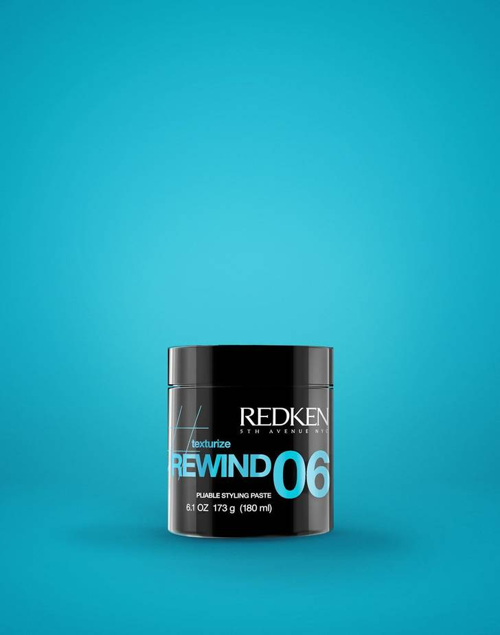 Rewind 06 Pliable Styling Paste By Redken